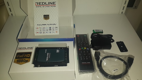 Redline ts 40 Full HD Mini Plus Uydu Alıcısı