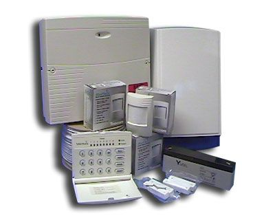 Premier 412 kablolu alarm sistemi